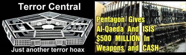 Pentagon finanziert und rüstet ISIS