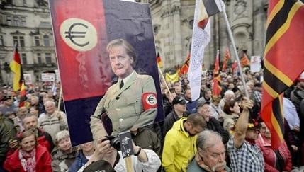 merkel-euronazi